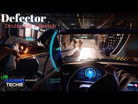 Defector Oculus Rift S Review - UrGamingTechie VR Show Episode 46