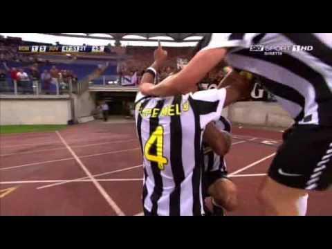 Debut de Felipe Melo con la Juventus