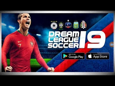 Dream League Soccer 2019 Mod FIFA World Cup Russia 2018 Edition Android