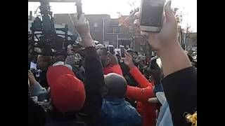 Phife Dawg Street Naming Ceremony @ Linden Blvd, Queens, NYC