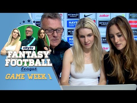 FANTASY FOOTBALL | Picking a Team | Join Our League!