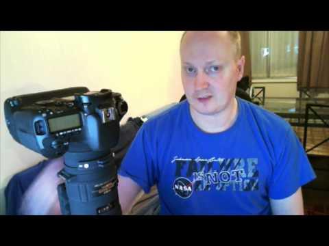 sigma 500mm F4.5 DG HSM lens