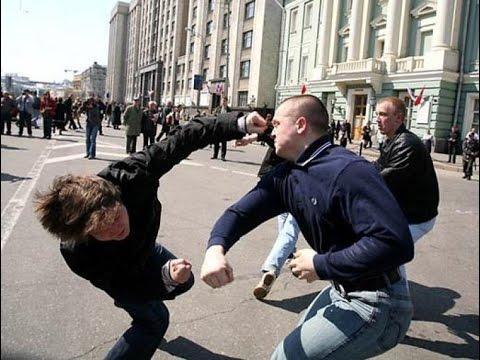 Лучший спорт для уличной драки - DomaVideo.Ru