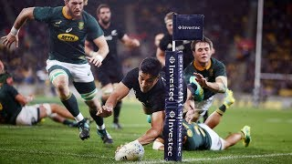 New Zealand v South Africa Rd.4 2018 Rugby Championship video highlights | Rugby Championship Video