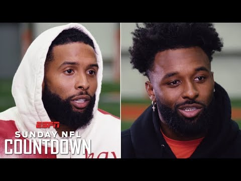 Video: Odell Beckham Jr., Jarvis Landry on reunion, Browns' hype, Baker Mayfield connection | NFL Countdown