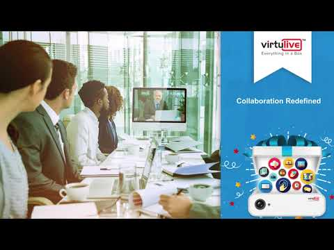 Virtulive Technologies Pitch