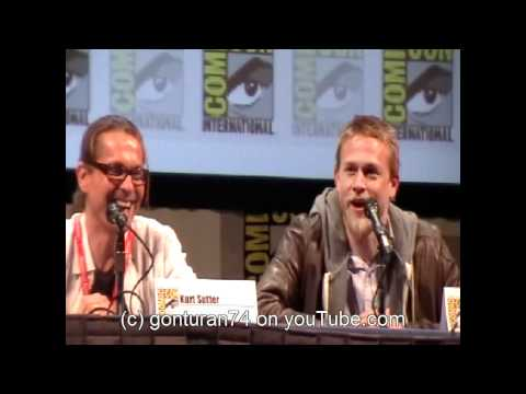 Sons - Get an inside look into the world of FX's highest-rated series ever, Sons of Anarchy, with creator Kurt Sutter (The Shield) and stars Charlie Hunnam (Childre...