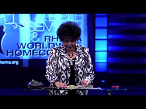 "RHEMA Praise: ""Signs of the Time"" – Rev. Lynette Hagin"