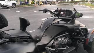 10. ---------- 2016 Can Am Spyder F3 Limited  Special Series -----------