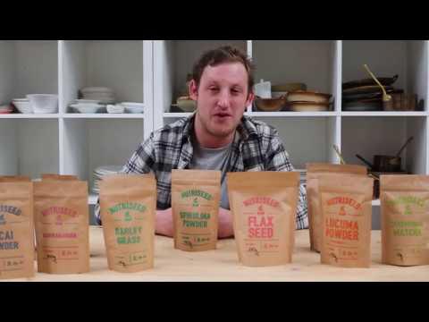 Spirulina Powder, Organic, Nutriseed (150g)