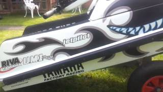 7. YAMAHA SUPERJET 650cc FOR SALE