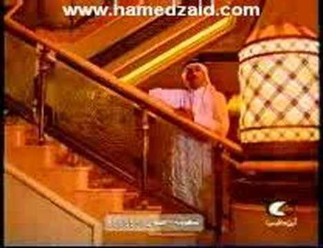 حامد زيد - التمثال