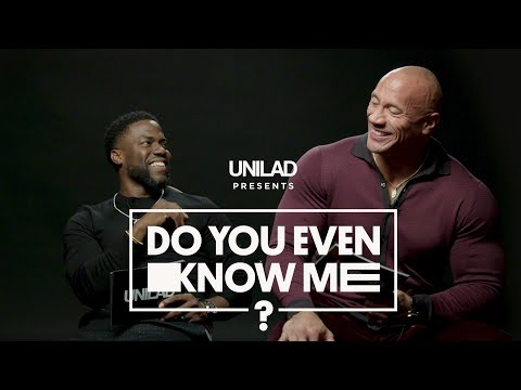 The Rock And Kevin Hart Put Their Friendship To The Test | Do You Even Know Me? I UNILAD