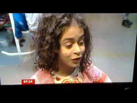 BBC Breakfast news reporter asks stupid question to a 7-year-old girl ...