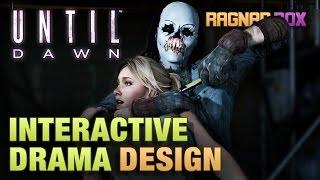 Until Dawn - Observations on Interactive Drama Design ➣ RagnarRox