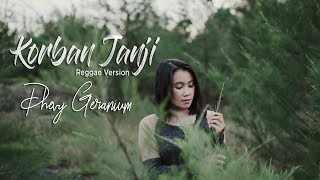Video KORBAN JANJI - Reggae Version By Dhevy Geranium MP3, 3GP, MP4, WEBM, AVI, FLV Januari 2019