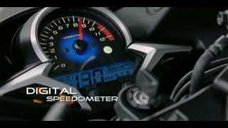8. 2011 Honda CBR250R Promotional Video - Features