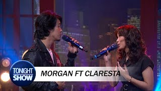 Morgan ft Claresta - Mencintaimu (Special Performance)
