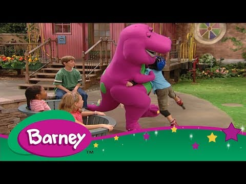 Barney ❤️ I'm Always There for My Friends 💖