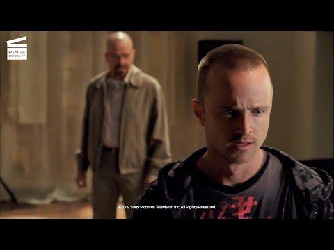 Breaking Bad Season 4: Episode 9: Walter vs. Jesse (HD CLIP)