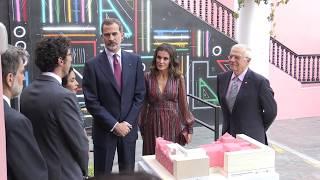 Presentación ARCO 2019 a SS. MM. los Reyes en Perú