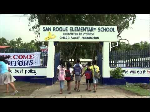 Honduras & Philippines School Opening – Lyoness Child & Family Foundation