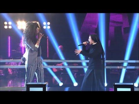 The Voice IT   Serie 2   Battle 1   Suor Cristina Scuccia Vs Luna Palumbo