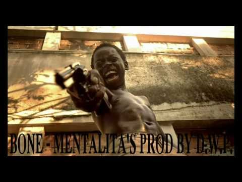 Bone - Mentalitás prod by D.W.P.