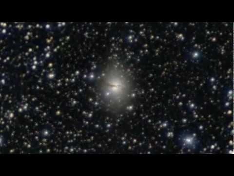 Zooming in on the strange Galaxy Centaurus A WWW.GOODNEWS.WS