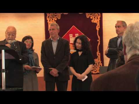 Entrega dels premis literaris de Valldoreix 2016