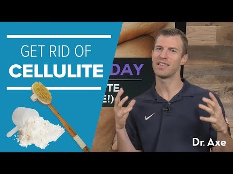 How to Get Rid of Cellulite Naturally (And at Home!) – Dr. Josh Axe