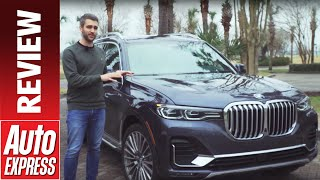 New 2019 BMW X7 review - Has the mighty Range Rover finally met its match? by Auto Express