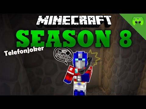 TELEFONJOKER «» Minecraft Season 8 # 203 | HD