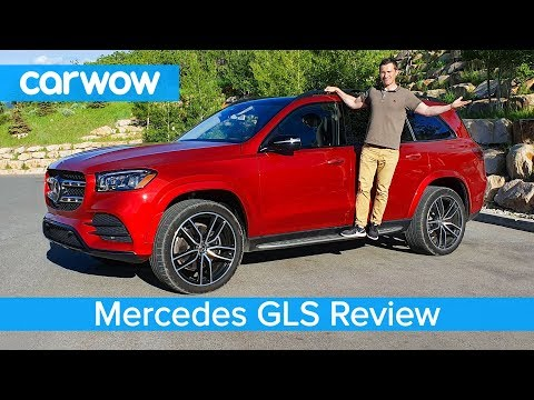 Mercedes GLS 2020 SUV review - see if it's better than the BMW X7!