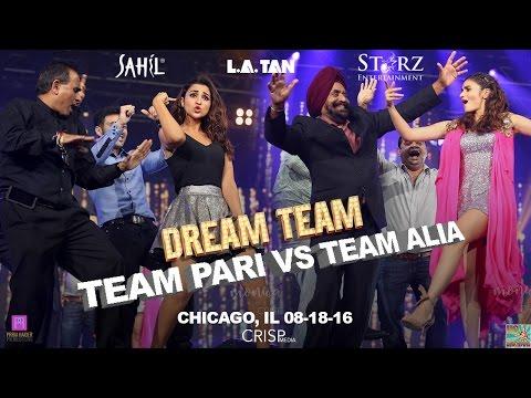 Video Team PARINEETI vs. Team ALIA- DREAM TEAM 2016 USA TOUR download in MP3, 3GP, MP4, WEBM, AVI, FLV January 2017
