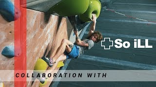 Robban And Nikken VS The So ill Problem - Routesetting - Classic Climbing by Eric Karlsson Bouldering