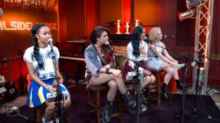 Little Mix live on Kidd Kraddick in the Morning