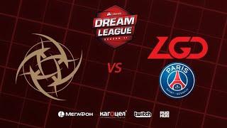 NIP vs PSG.LGD, DreamLeague Season 11 Major, bo3, game 3 [4ce & Lum1Sit]