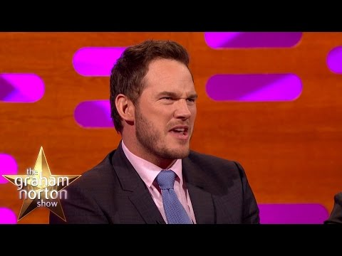 Chris Pratt does hilarious impression of British reality show TOWIE on The Graham Norton Show