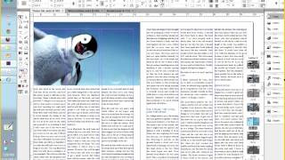 Donna Caldwell CS 72 11A Adobe InDesign 1 Color and PDF Extras 02 14 2013