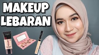 Video Makeup Lebaran 2018 (Drugstore Products) | Clara Haniyah MP3, 3GP, MP4, WEBM, AVI, FLV Juni 2018