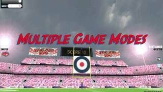Real Field Goal Flick YouTube video