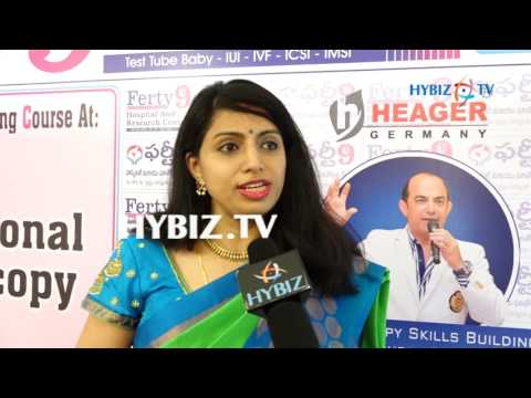 , Jyothi about Hysteroscopy Skill Building Course