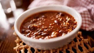 World's GREATEST Chili Recipe - SO EASY!!