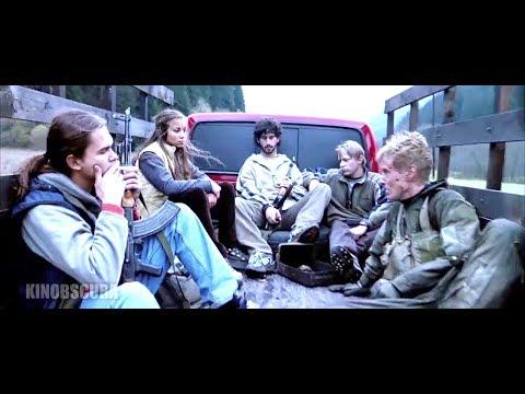 Behind Enemy Lines (2001) - Burnett Headed to Hac