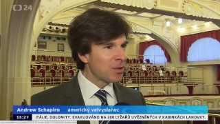Reportáž z slavnostního zahájení konference Pražského studentského summitu