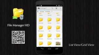 File Manager HD(File transfer) Vídeo YouTube