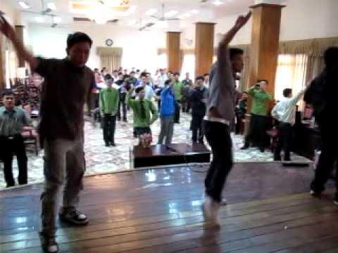 Dạy nhảy Rasa sayang - www.8chuyen.info