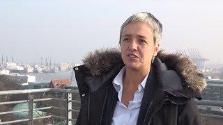 Das Deutsche Hafenmuseum   Ursula Richenberger, Projektleiterin