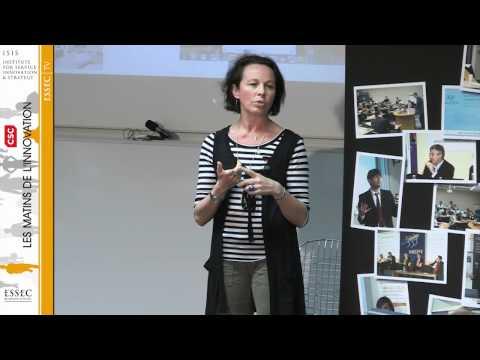 Ermächtigung bei Cross-Zusammenarbeit - Caroline Bloch, Microsoft - Matins Innovation ISIS, Mai 2012